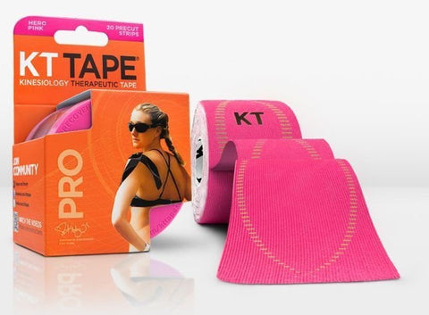 KT Tape Pro - Hero Pink | Kinesiology Tape | Sports Tape India