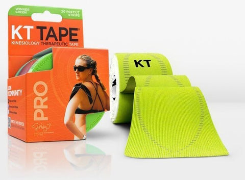 KT Tape Pro - Winner Green | Kinesiology Tape | Sports Tape India