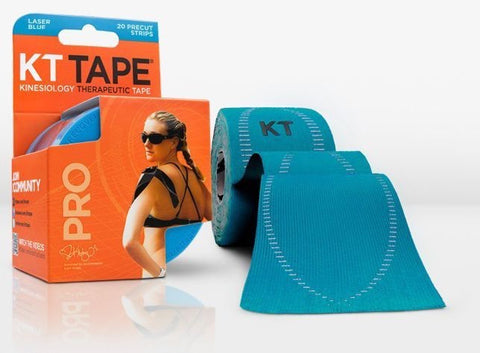 KT Tape Pro - Laser Blue | Kinesiology Tape | Sports Tape India