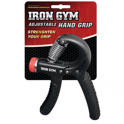 Iron Gym - Hand Grip, Adjustable 10-40 kg India