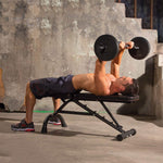Iron Gym Dumbbell Bench India