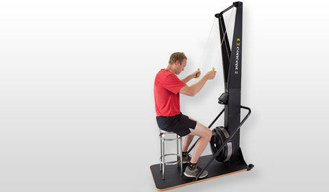 Concept2 - SkiErg - Indoor Nordic Ski Machine India