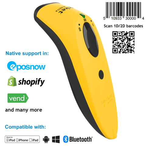 SocketScan S740 Universal Imager Barcode Scanner
