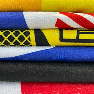 POLOLIFE Towels with Water Polo Designs
