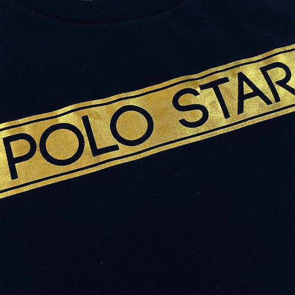 Polo Star - Women's Gold Shimmer T-Shirt