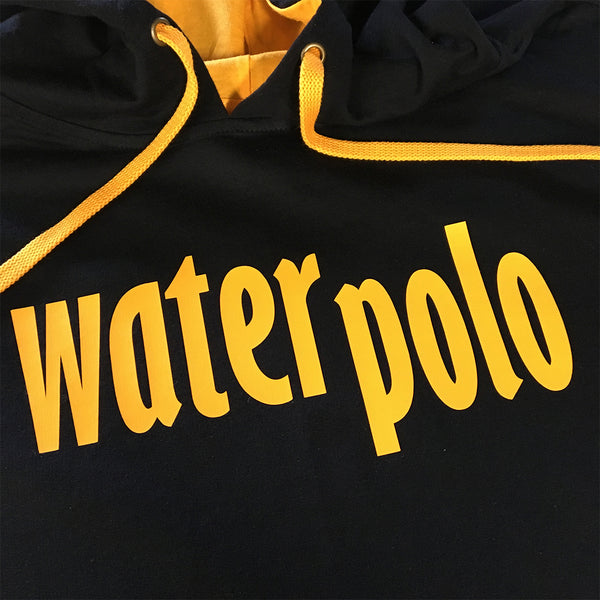 Colorblock Water Polo Lightweight Unisex Water Polo Hoodie