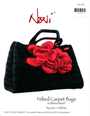 0100 - Felted Carpet Bag