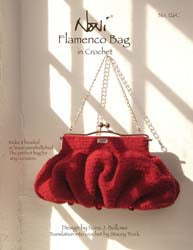 0126C - Flamenco Bag in Crochet