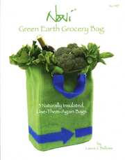 0407 - Green Earth Grocery Bag