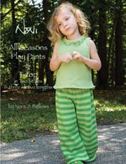 1101 - All Seasons Play Pants & T - top