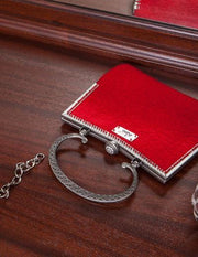 6-8-10 Purse (Stitch Red)