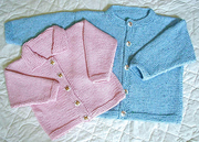 A Very Easy Baby Sweater SW-016