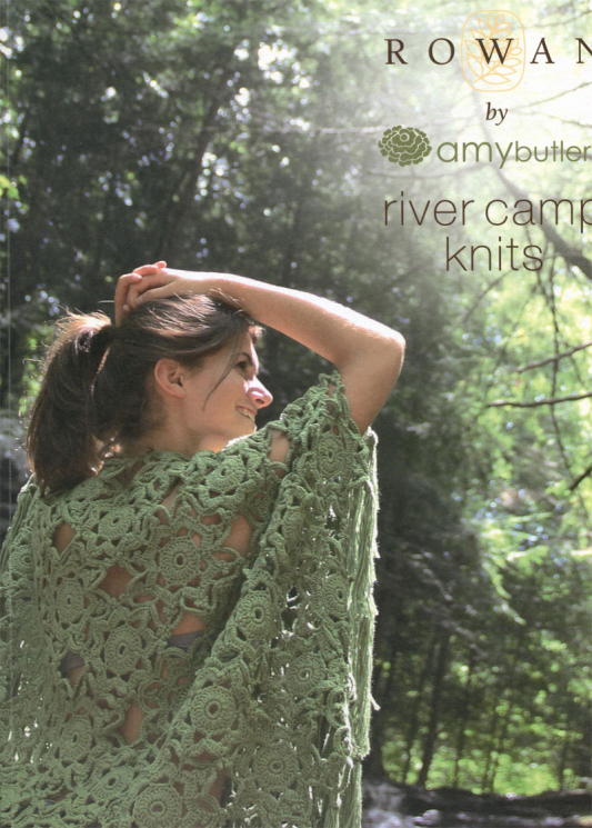 Amy Butler River Camp Knits