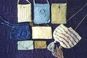 Ann Norling #31 Knitted Purses