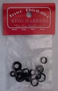 Black Ring Markers - Small