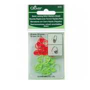 CLV3030 Quick-Lock Stitch Markers Small