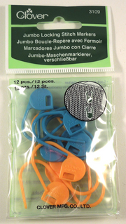 CLV3109 Jumbo Locking Stitch Markers