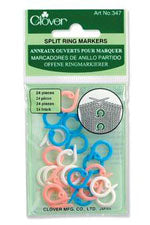 CLV347 Split Ring Markers