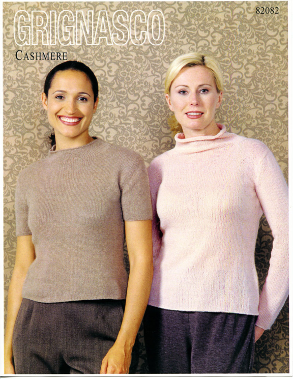 Cashmere Fitted Pullover 82082