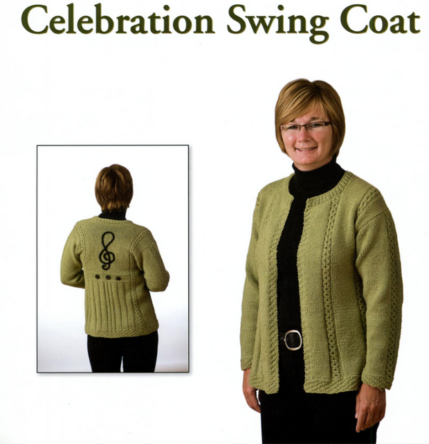 Celebration Swing Coat 2201