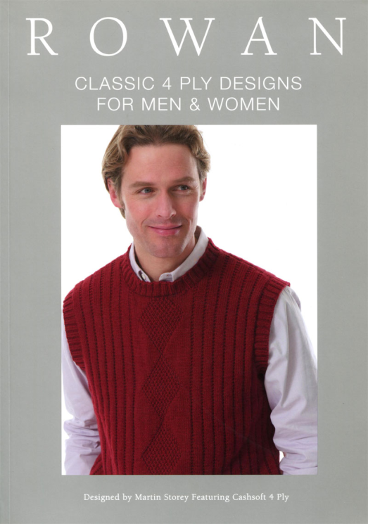 Classic 4 Ply Designs For Men & Women