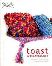 Colinette Toast and Marmalade Book