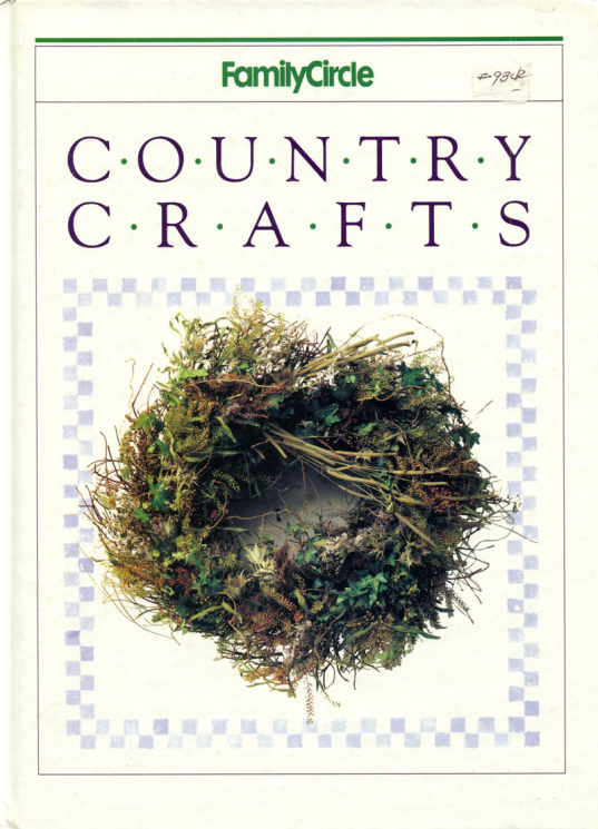 Country Crafts by Family Circle