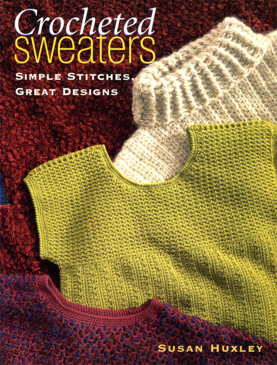 Crocheted Sweaters