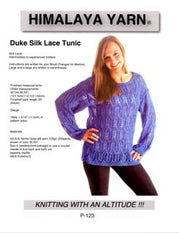 Duke Silk Tunic