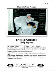 Encore Worsted Baby Layette P270