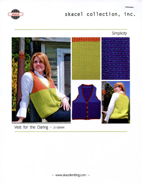 Vest for the Daring