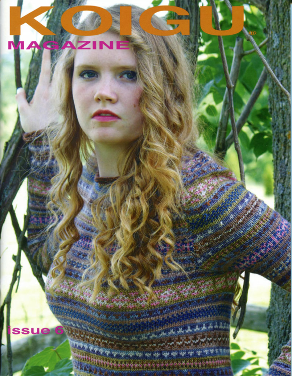 Koigu Magazine Issue 6