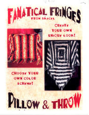 Fanatical Fringes Pillow & Throw
