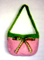 Felted Jelly Bag