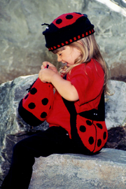 Fiber Trends CH-25 Loveable Ladybugs