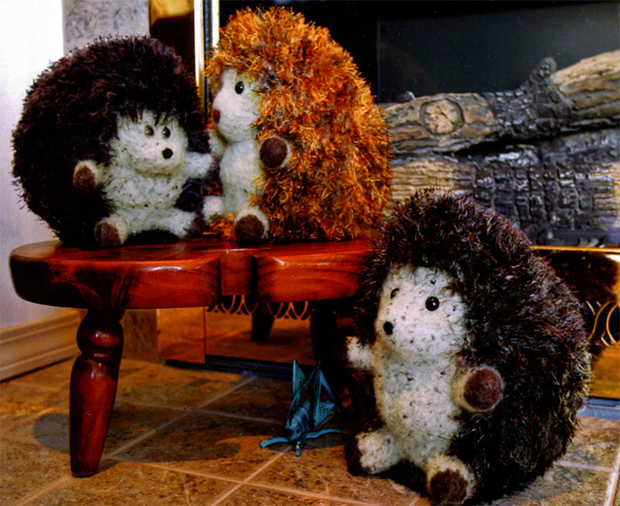 Fiber Trends FT-228 Huggable Hedgehogs