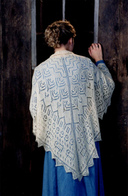 Fiber Trends S-2003 The Sheep Shawl