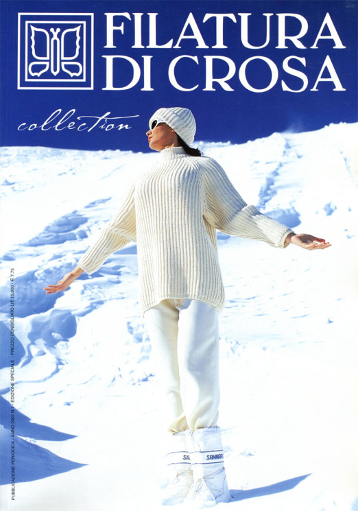 Filatura Di Crosa Collection Special Edition 2001 N.1