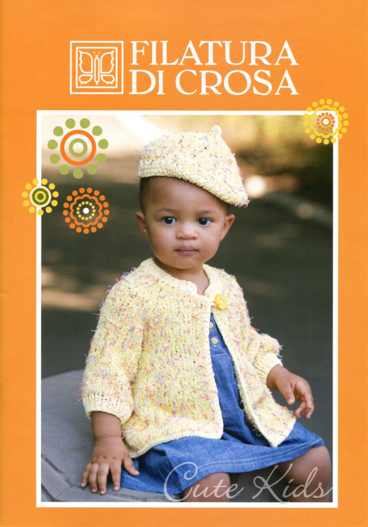 Filatura Di Crosa Cute Kids