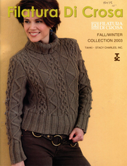 Filatura Di Crosa Fall/Winter Collection 2003