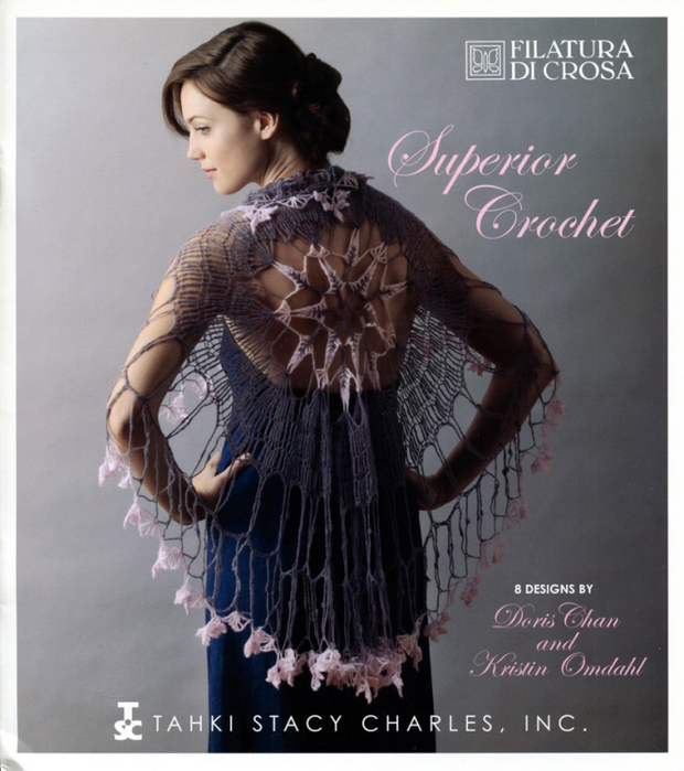 Filatura Di Crosa Superior Crochet Collection CRO09
