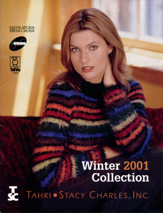 Filatura Di Crosa Winter 2001 Collection