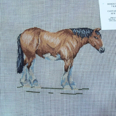 Four Wives A4022 Horse