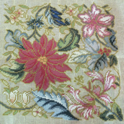 Four Wives B2432 Floral