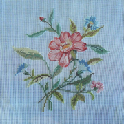 Four Wives C3309 Floral