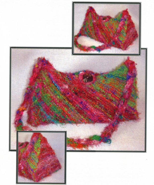 Frabjous Fibers Triangular purse patterns