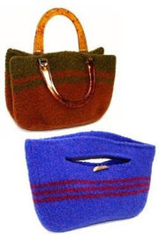 Galway Worsted 1031 Felted Handbag & Tote Bag Pattern