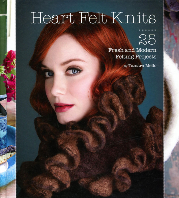 Heart Felt Knits by Tamara Mello