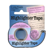 Highlighter Tape