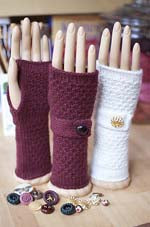 Irene Gloves by Nancy Ricci